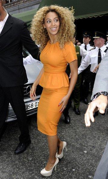 Beyonce Peplum