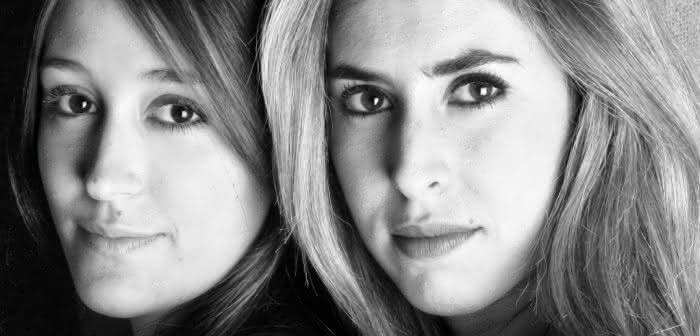 Kelly Elbaz et Agathe Marin