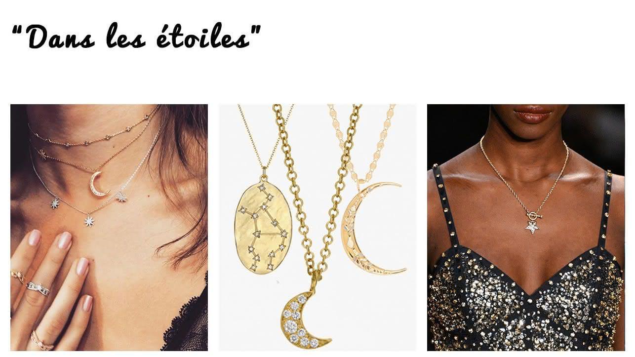 bijoux étoiles