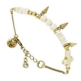 Bracelet Bohème (blanc)