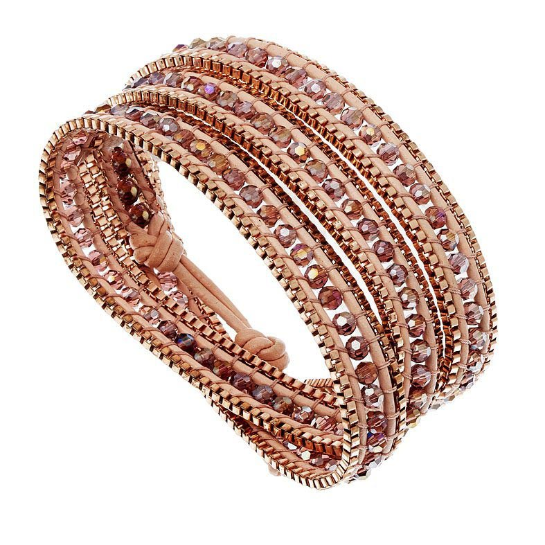 bracelet headband rose