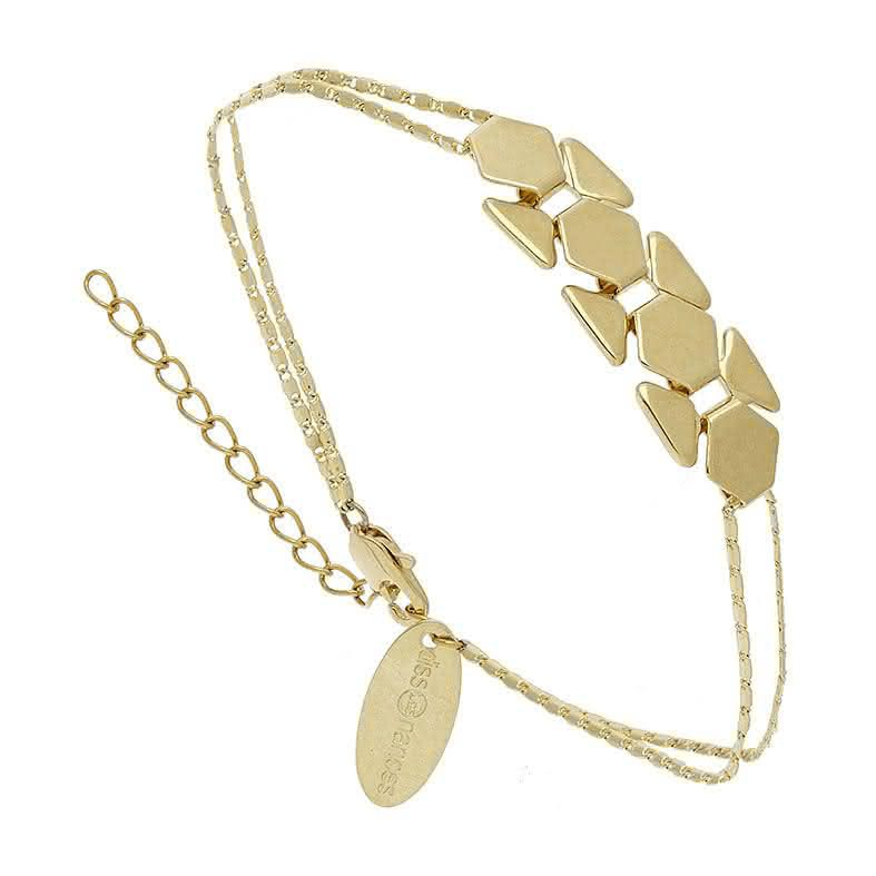 Bracelet Gypsy (doré)