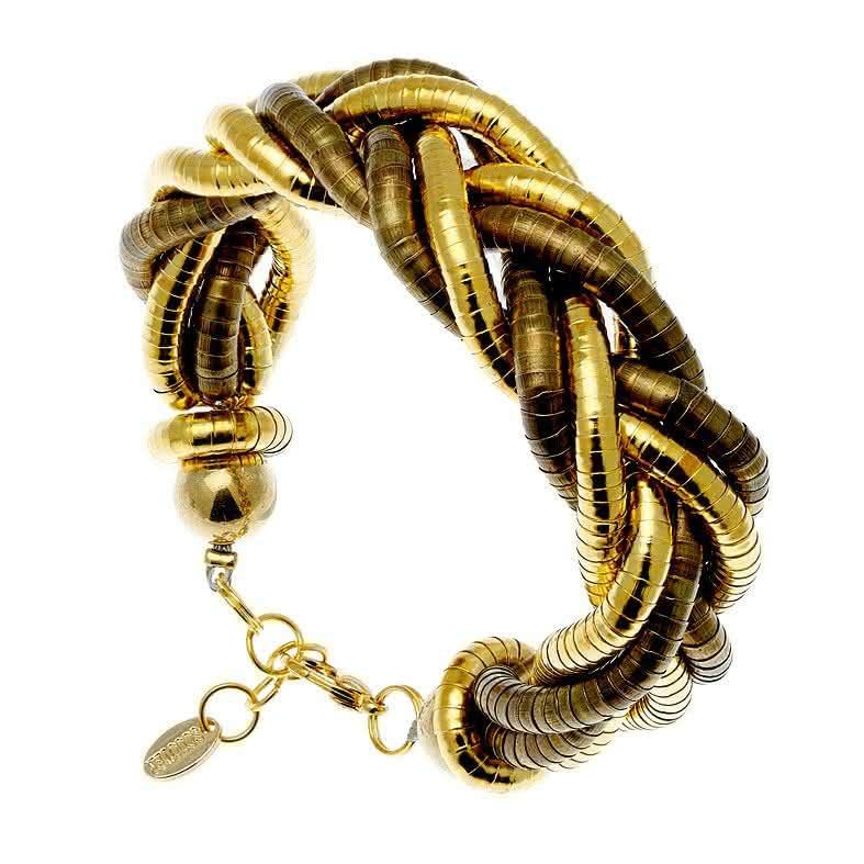 Bracelet Tula (doré)