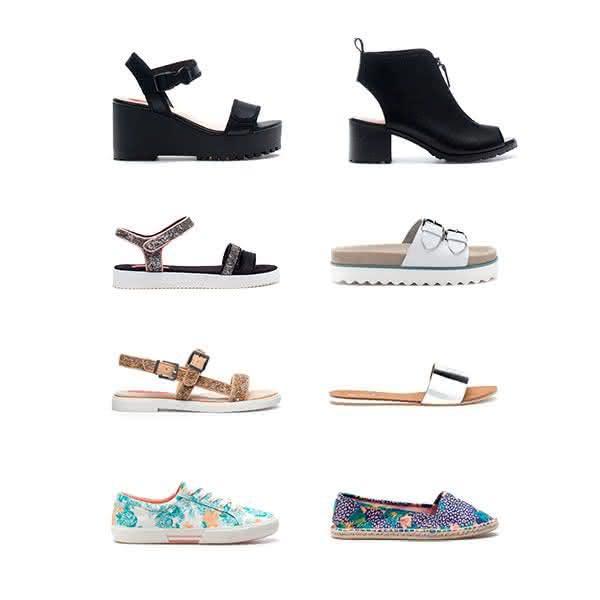 tendance chaussure été 2014