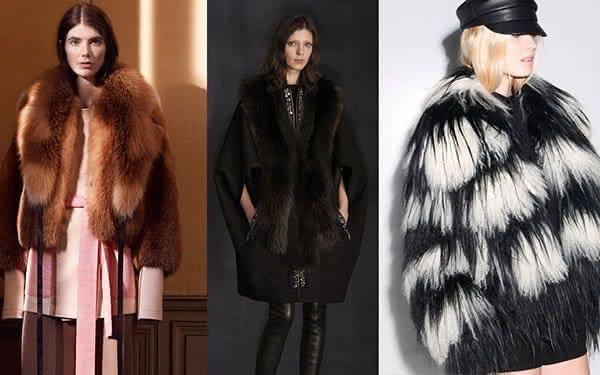 fourrure collection automne-hiver 2015