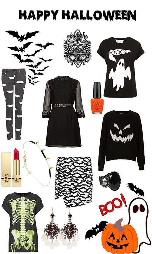 Get the look Halloween