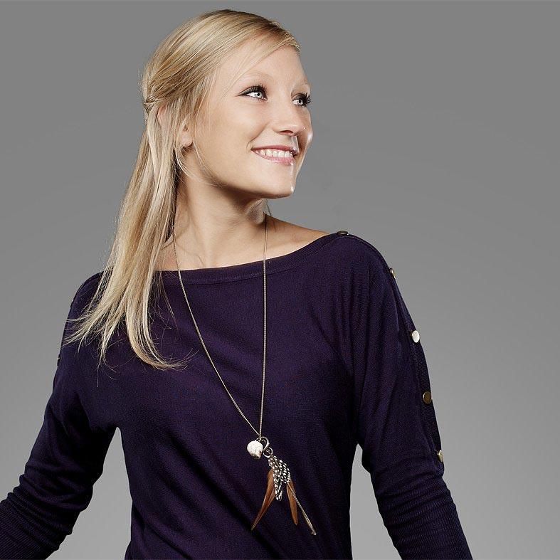 Coralie, Gagnante du concours Facebook hiver 2011