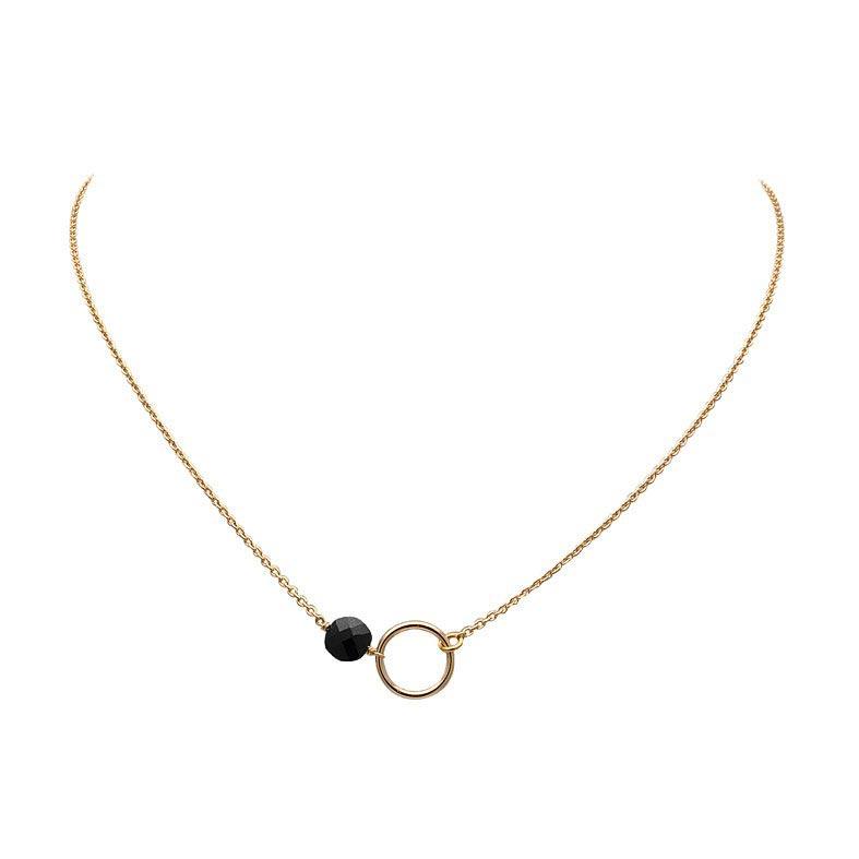collier-or-pierre-noire