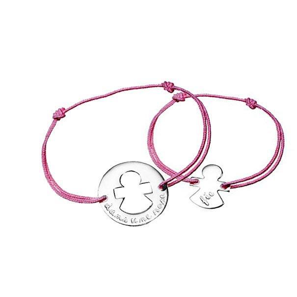 duo bijoux maman enfant pendentifs separables