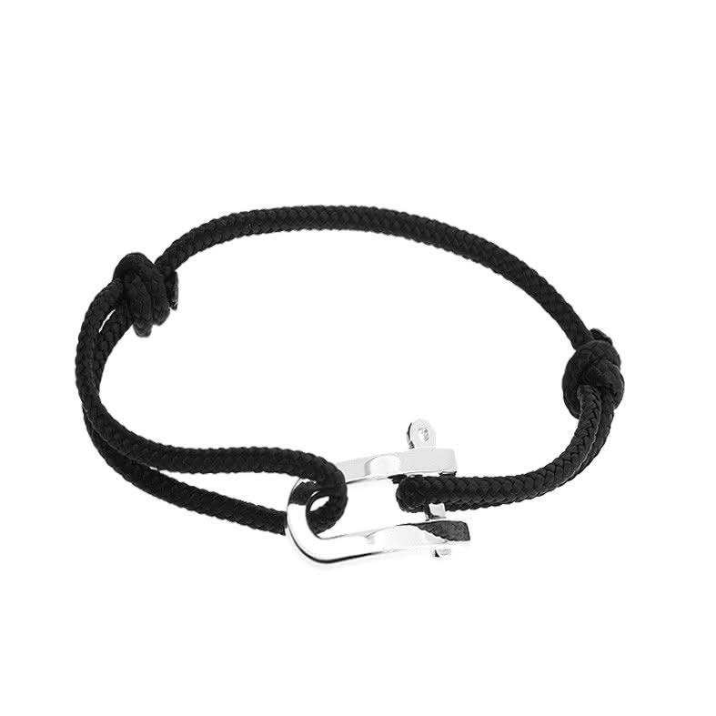 Bracelet manille (homme)