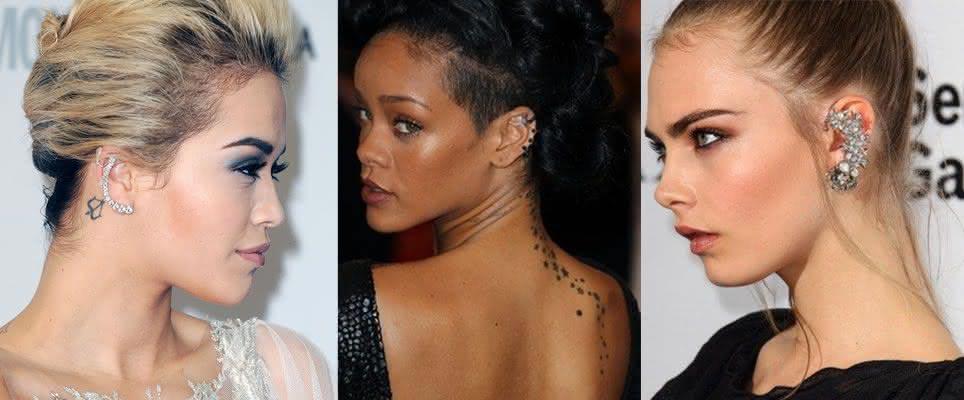 Rita Ora, Rihanna et Cara Delevingne